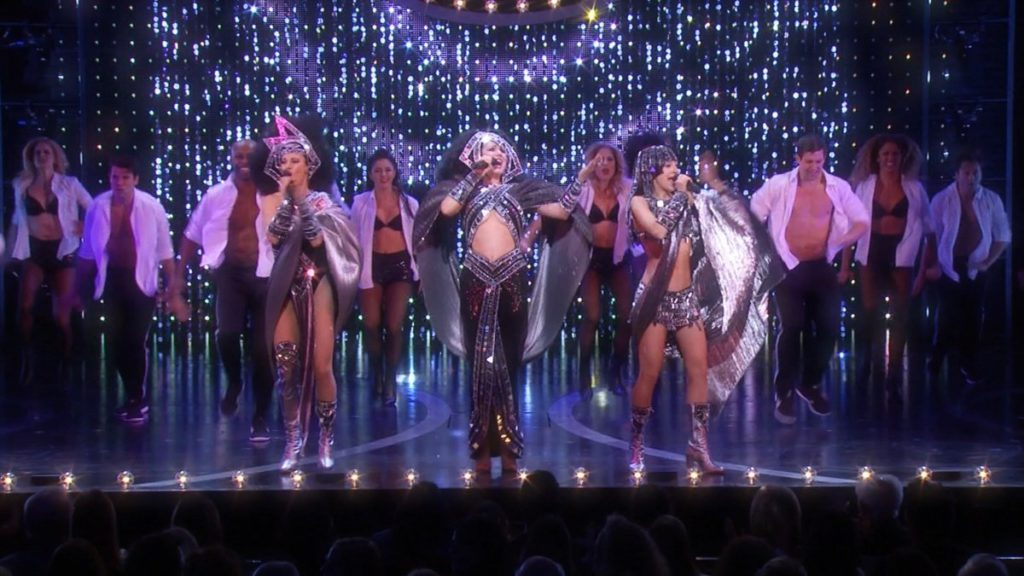 Still - Show Clips - The Cher Show