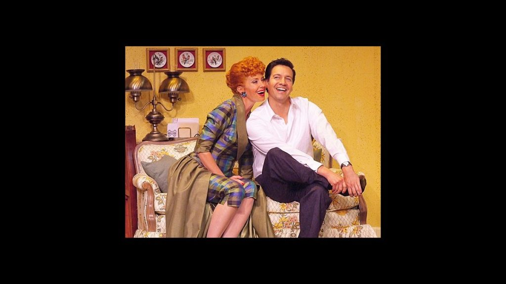 PS - I Love Lucy Live on Stage - tour - Sirena Irwin - Bill Medieta - wide - 6/13
