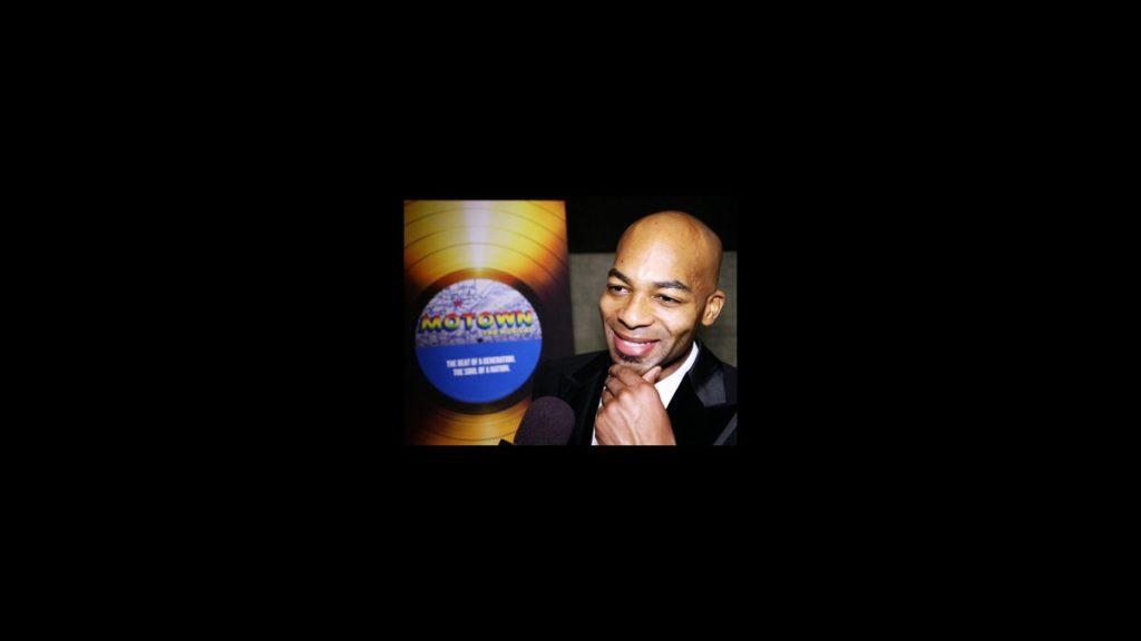 On the Scene - Motown opening - Brandon Victor Dixon - 4/13