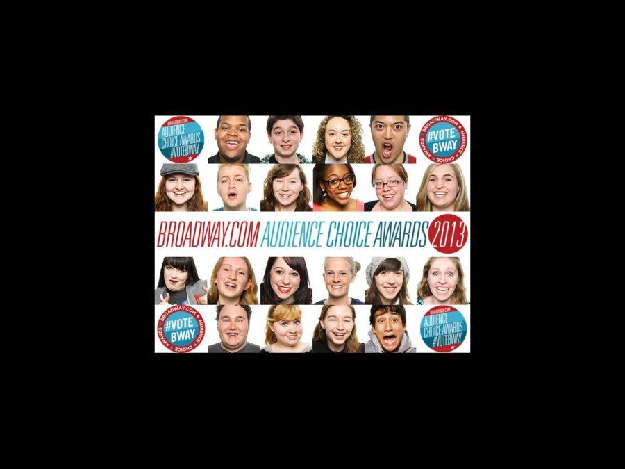 2013 Broadway.com Audience Choice Award Nominations