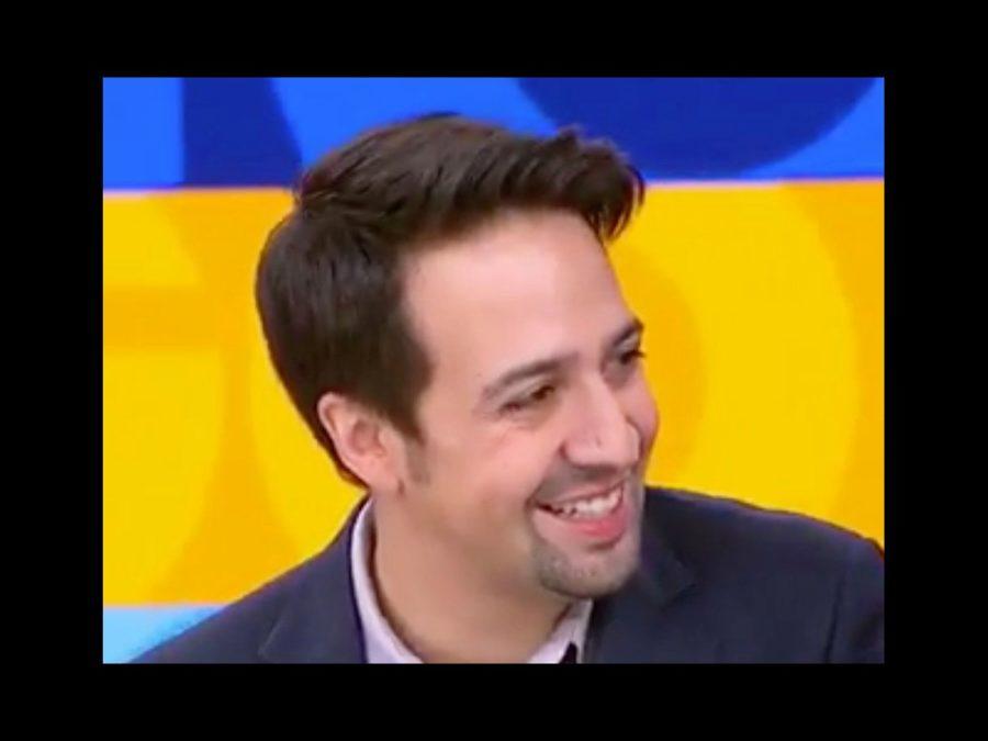 WI - Lin-Manuel Miranda - GMA - 10/16