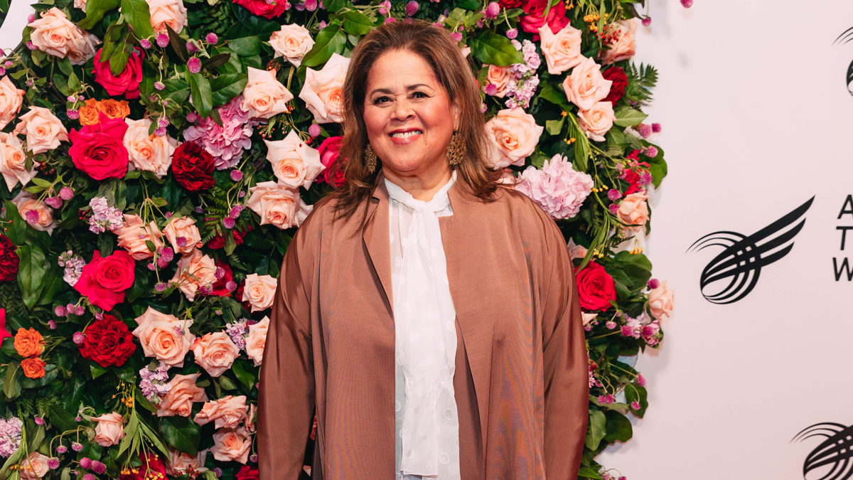 OP - American Theatre Wing Gala - Anna Deavere Smith - 9/19 - Emilio Madrid