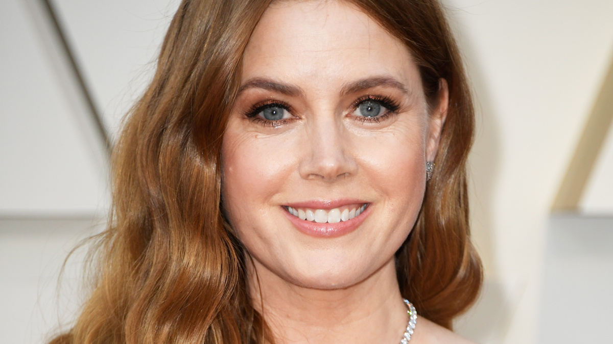 Amy Adams - 8/20 - Getty