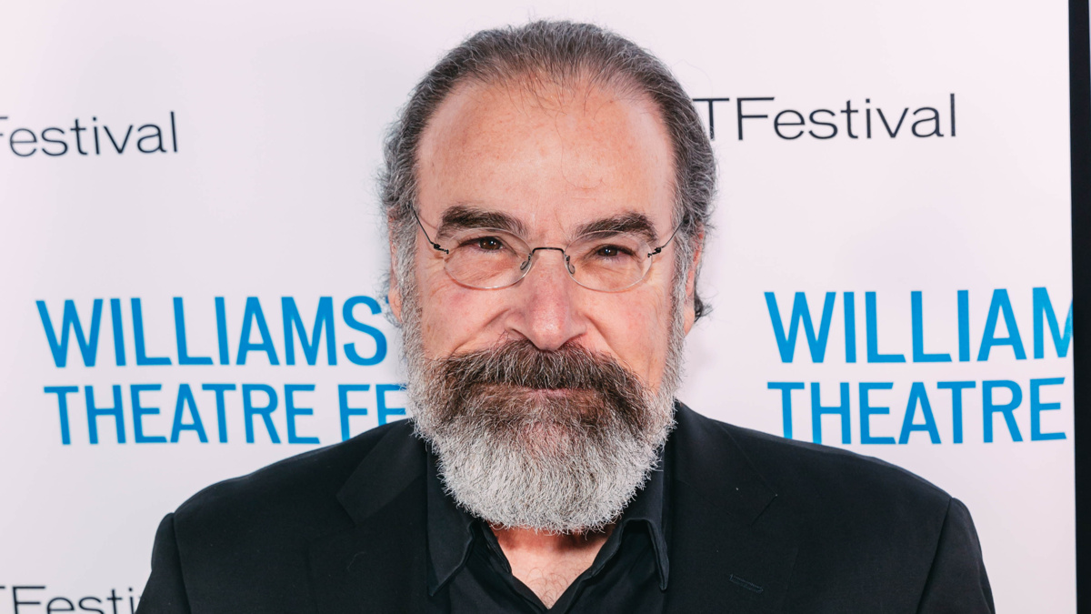 OP - Williamstown Theatre Festival - Mandy Patinkin - 2/18 - Emilio Madrid-Kuser