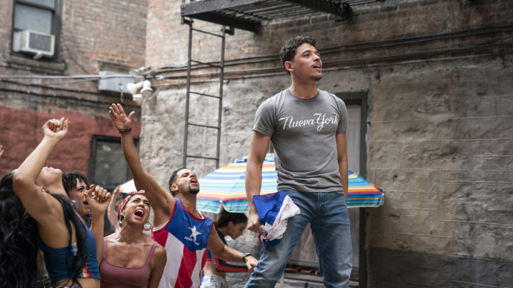 Anthony Ramos - In the Heights Film - 6/21 - Macall Polay/Warner Bros. Entertainment
